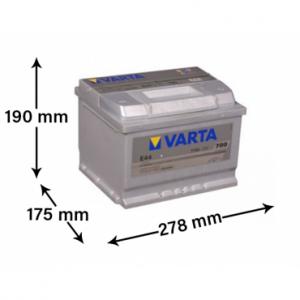 blybatteri fra varta